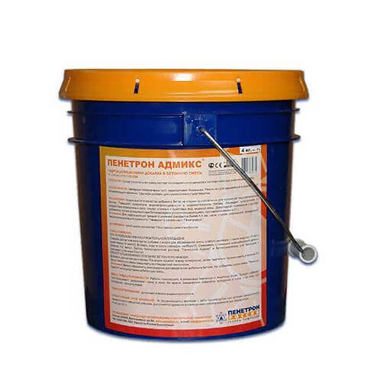 Пенетрон Адмикс (4 кг)